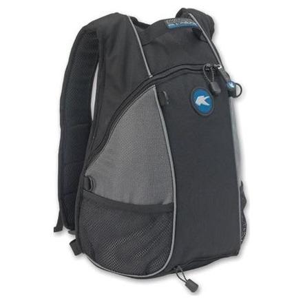 Kappa Backpack TK723, Zwart-Grijs (1 van 1)