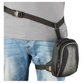 Leg Bag Racer Range - Zwart
