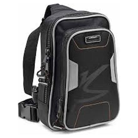 Kappa Leg Bag LH209, Zwart (1 van 1)