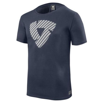 T-shirt Ward - Blauw