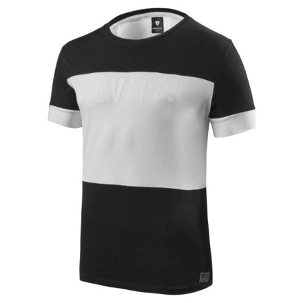 T-shirt Clyde - Zwart