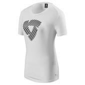 T-shirt Louise (Ladies) - Wit
