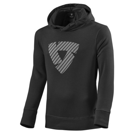 REV'IT! Hoody Hunt, Zwart (1 van 1)