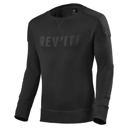 REV'IT! Sweater Dale, Zwart (1 van 1)