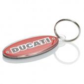 Sleutelhanger Ducati - Carbon