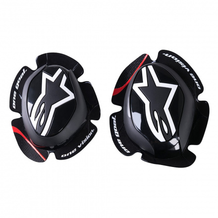 Alpinestars GP Pro Knee Slider, Zwart (1 van 1)