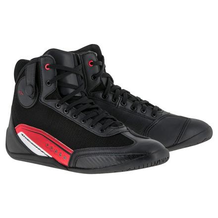 AST-1 Shoes - Zwart-Rood