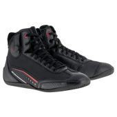 AST-1 Drystar Shoes - Zwart-Rood