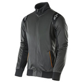 Spa Track Jacket - Zwart