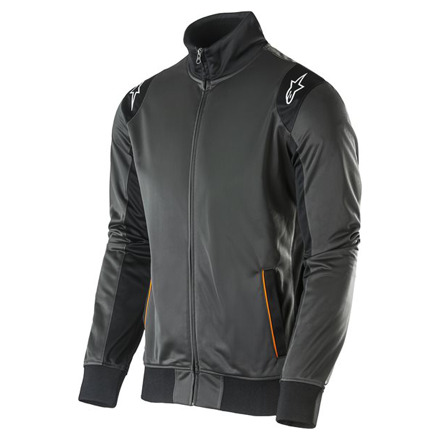 Spa Track Jacket - Zwart