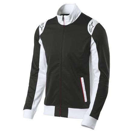 Spa Track Jacket - Houtskool