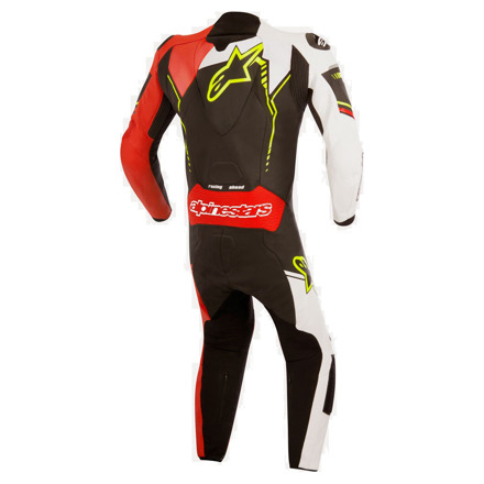 Alpinestars GP Plus Suit 1delig, Zwart-Wit-Rood (2 van 2)