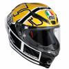 AGV Corsa R Rossi Goodwood (Pinlock), Zwart-Geel (Afbeelding 1 van 4)