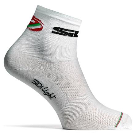 SIDI Sidi Color Sokken, Wit (1 van 1)