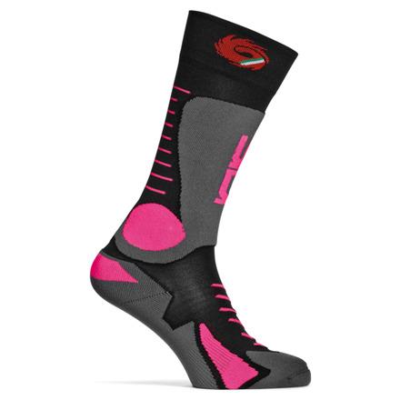 Sidi Tony Socks Pink Fluo (274) S/M (38-42) - Roze