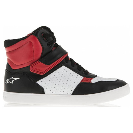 Lunar Shoes - Zwart-Wit-Rood