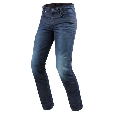 REV'IT! Jeans Vendome 2, Donkerblauw (1 van 2)
