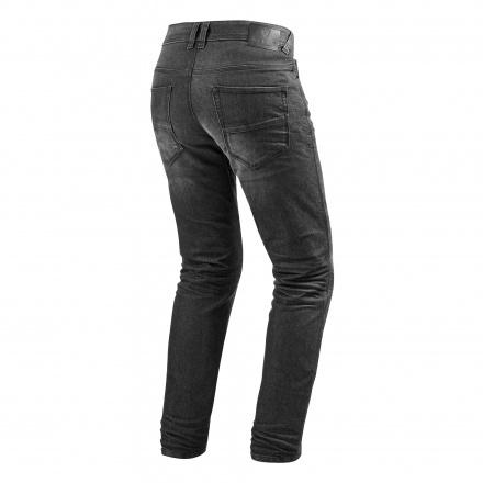 REV'IT! Jeans Vendome 2, Donkergrijs (2 van 2)