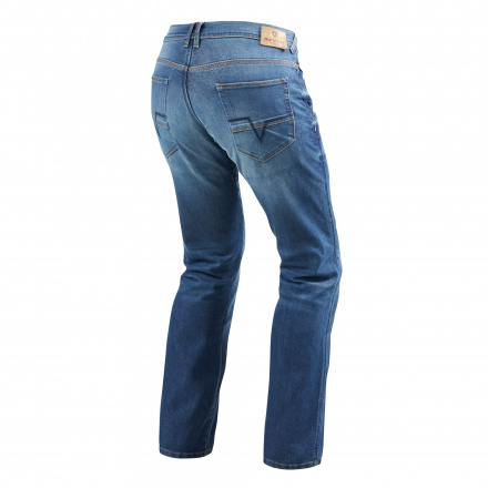 REV'IT! Jeans Philly 2, Blauw (2 van 2)