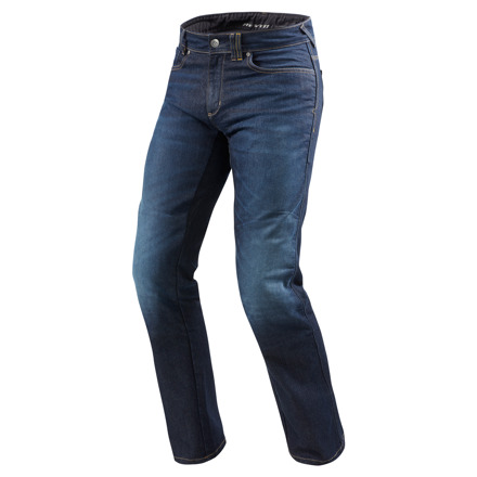 REV'IT! Jeans Philly 2, Donkerblauw (1 van 2)
