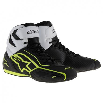 Faster-2 Shoes - Zwart-geel-fluor