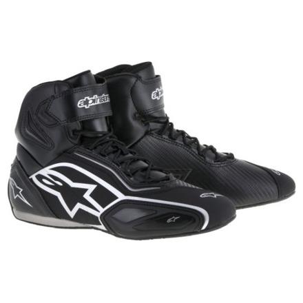 Faster-2 Shoes - Zwart-Zilver