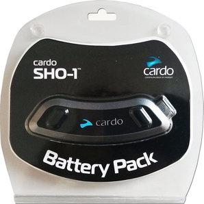 Cardo SHO-1 batterij (los), N.v.t. (2 van 2)