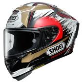 X-Spirit 3 Marquez Motegi - Wit-Rood-Goud