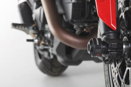 SW-Motech Voorvork slider kit, Ducati Multistrada 1200 / S / Hyperstrada., N.v.t. (1 van 3)