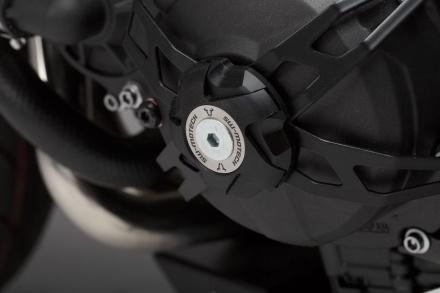 SW-Motech Dynamo beschermer, Yamaha MT-09 ('13-)., N.v.t. (3 van 4)