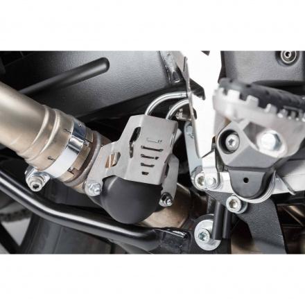 SW-Motech Uitlaatventiel beschermer, Suzuki 1000 V-Strom ('14-)., N.v.t. (1 van 3)