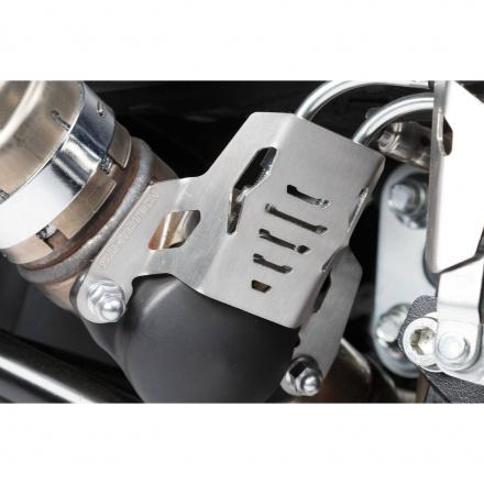 SW-Motech Uitlaatventiel beschermer, Suzuki 1000 V-Strom ('14-)., N.v.t. (2 van 3)