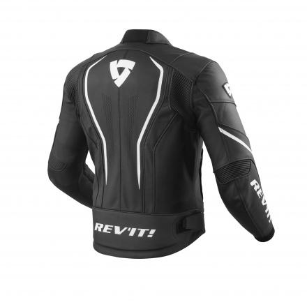 REV'IT! Vertex GT, Zwart-Wit (2 van 2)