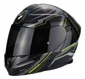 EXO-920 SATELLITE - Zwart-Neon Geel