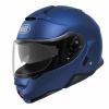 Shoei Neotec 2, Mat Blauw metallic (Afbeelding 1 van 10)