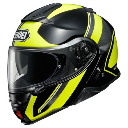 Shoei Neotec 2 Excursion, Zwart-Fluor (1 van 3)