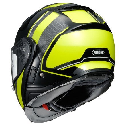 Shoei Neotec 2 Excursion, Zwart-Fluor (2 van 3)