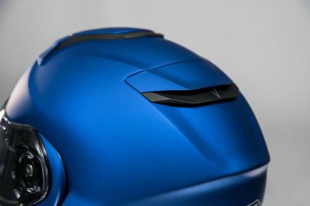 Shoei Neotec 2, Mat Blauw metallic (7 van 10)