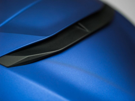 Shoei Neotec 2 Candy, Mat Blauw metallic (8 van 10)