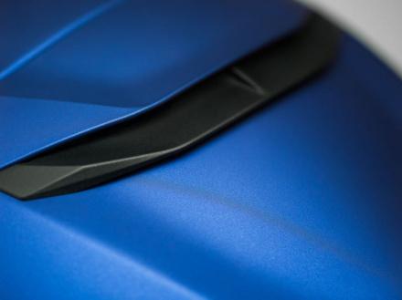 Shoei Neotec 2, Mat Blauw metallic (8 van 10)