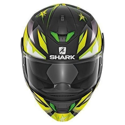 Shark Skwal 2 Draghal, Zwart-Groen-Geel (3 van 3)