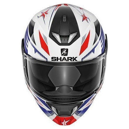Shark Skwal 2 Draghal, Wit-Blauw-Rood (3 van 3)