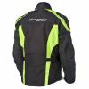 GC Bikewear One Way Fluo, Zwart-Fluor (Afbeelding 2 van 2)