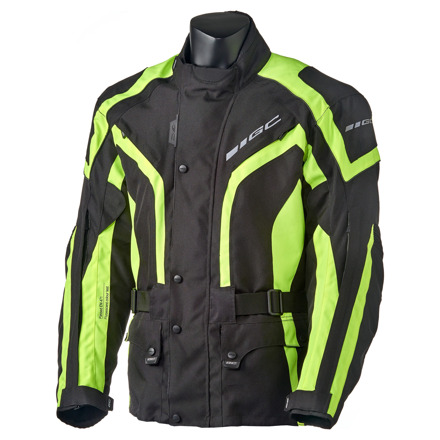 GC Bikewear One Way Fluo, Zwart-Fluor (1 van 2)