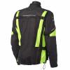 GC Bikewear Tiger 2, Fluor-Zwart (Afbeelding 2 van 2)