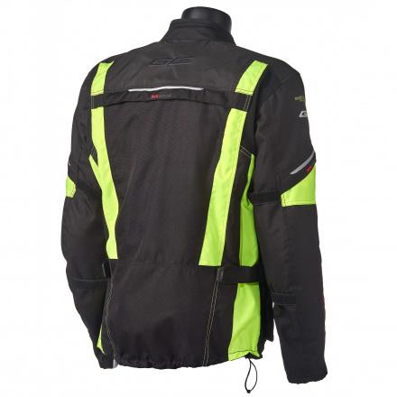 GC Bikewear Tiger 2, Fluor-Zwart (2 van 2)