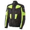 GC Bikewear Tiger 2, Fluor-Zwart (Afbeelding 1 van 2)