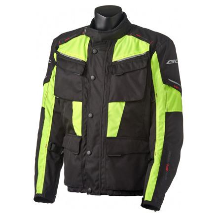 GC Bikewear Tiger 2, Fluor-Zwart (1 van 2)