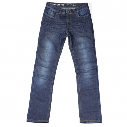 GC Bikewear Grand Canyon Trigger Jeans, Blauw (1 van 3)