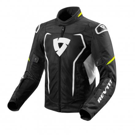 Vertex Air - Zwart-Neon Geel